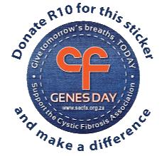 Genes Day Sticker